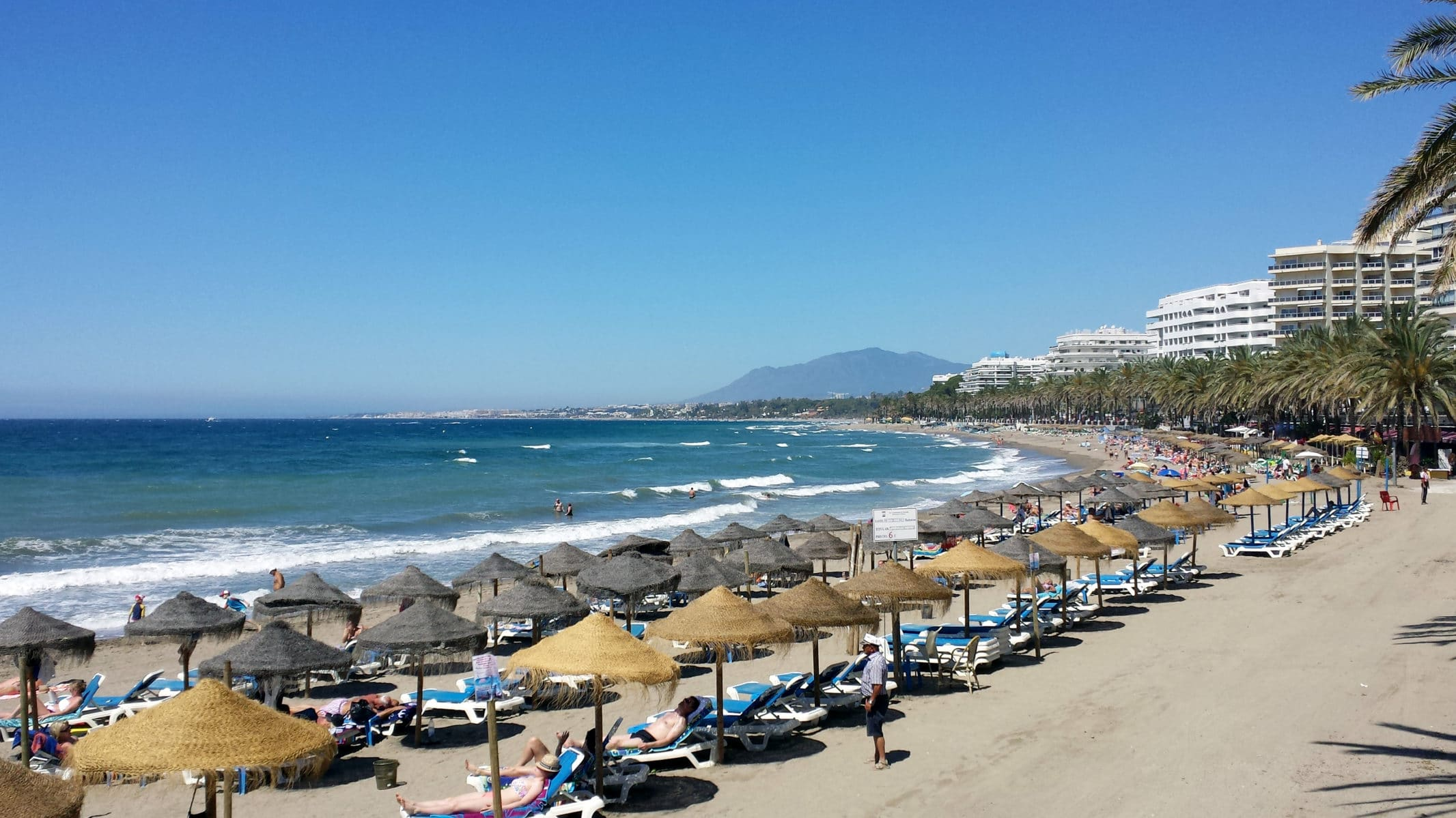 Spain Beach Vacations, Marbella