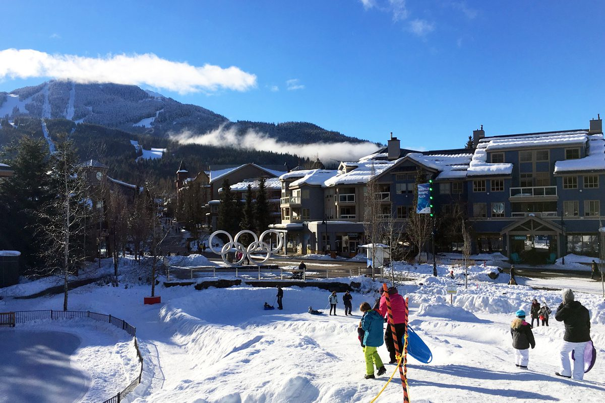 Whistler Activities with Kids