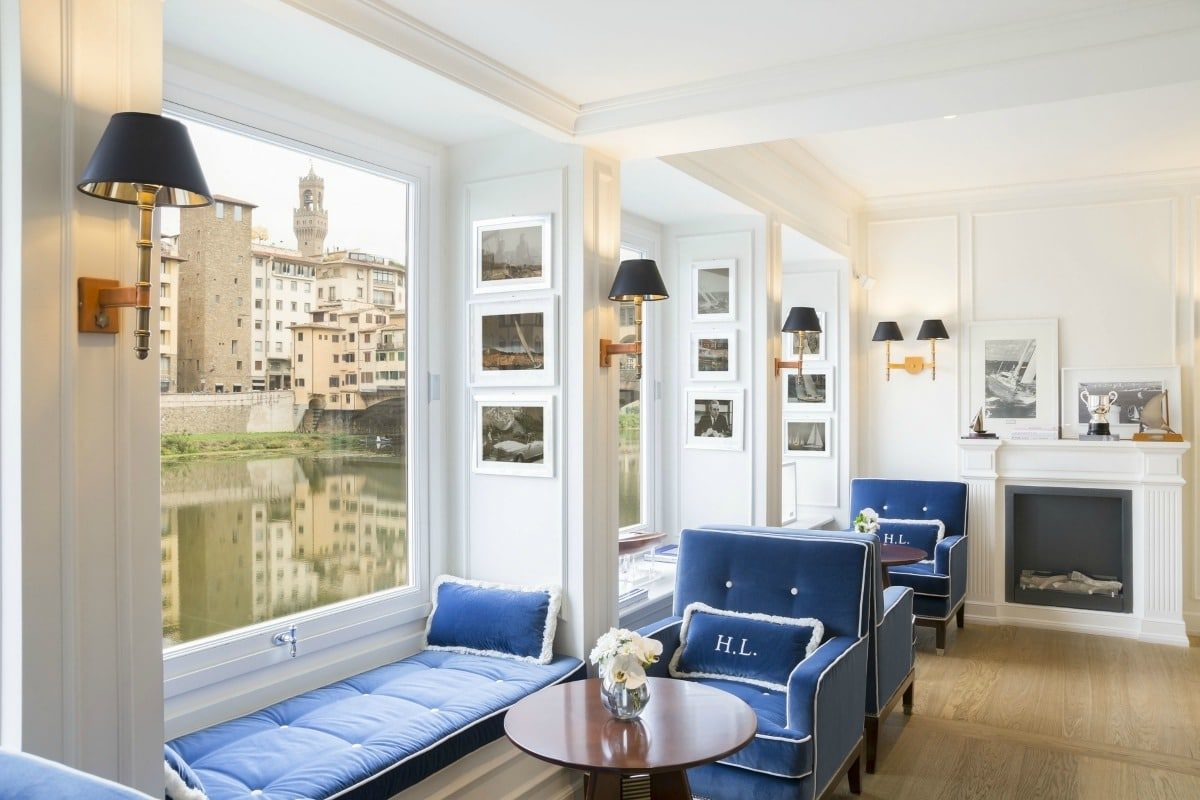 Hotel Lungarno Florence Review