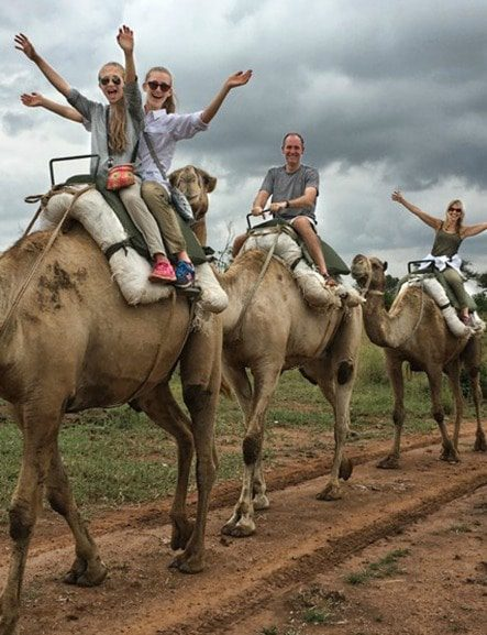 Best Tented Camps for an Africa Safari with Kids