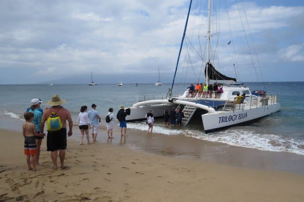 Trilogy Whale Watch Tours