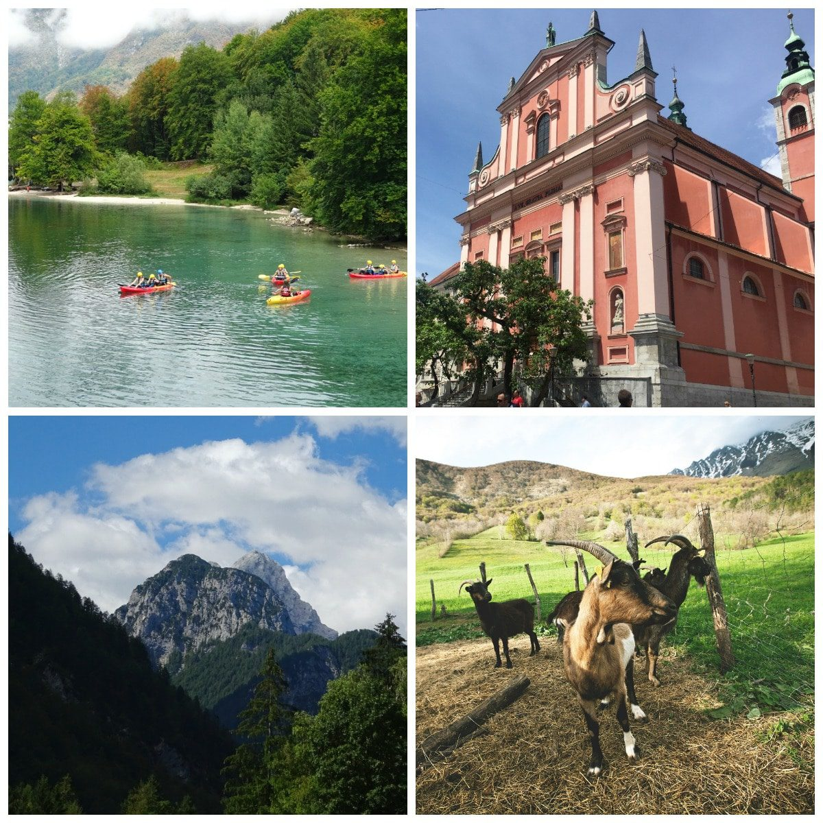 Best Itinerary for Slovenia Travel with Kids