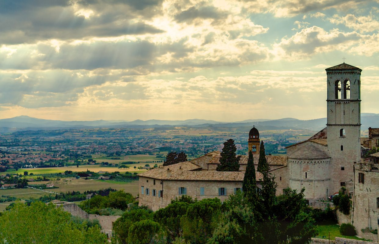 Assisi, Umbria with kids