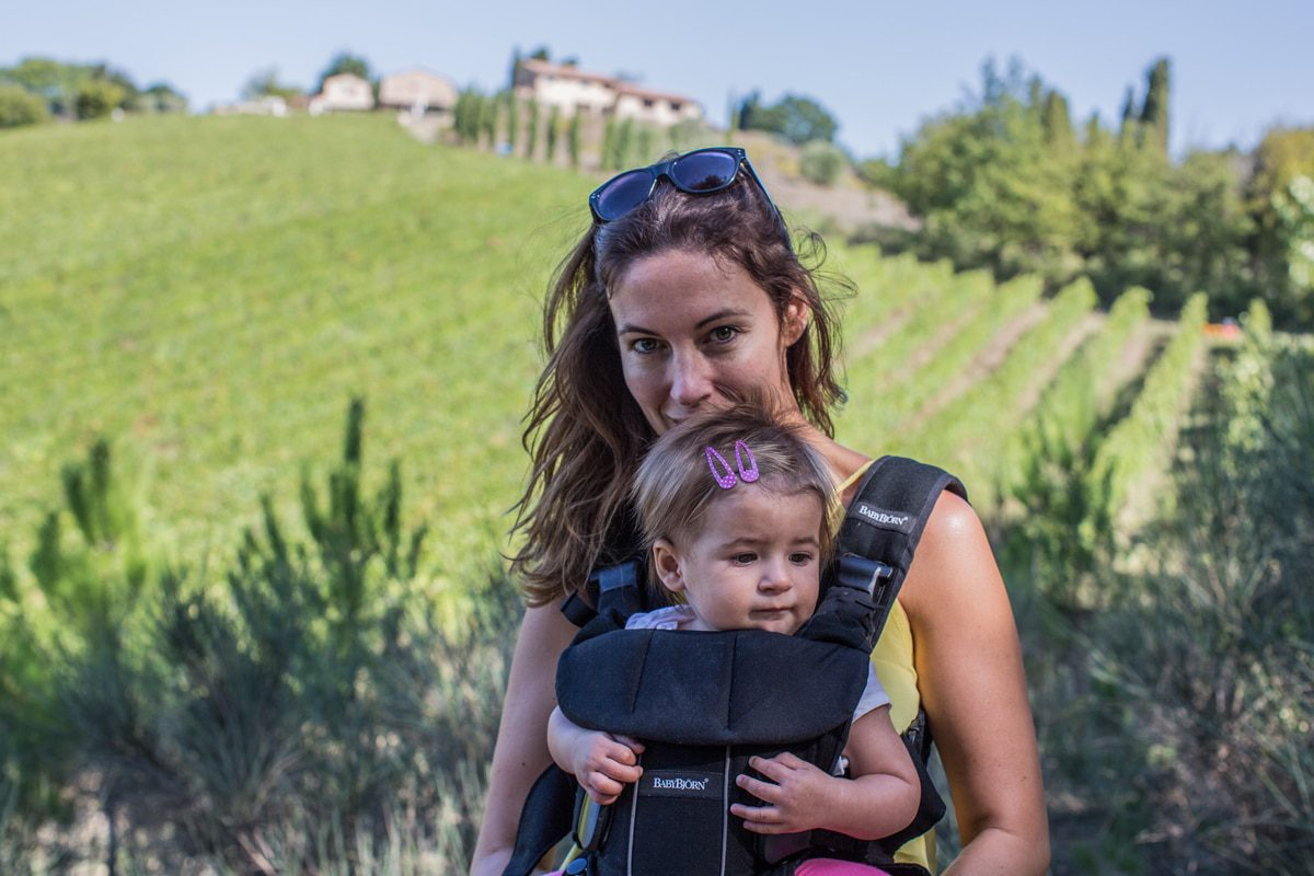 Tuscan Holiday with Toddlers