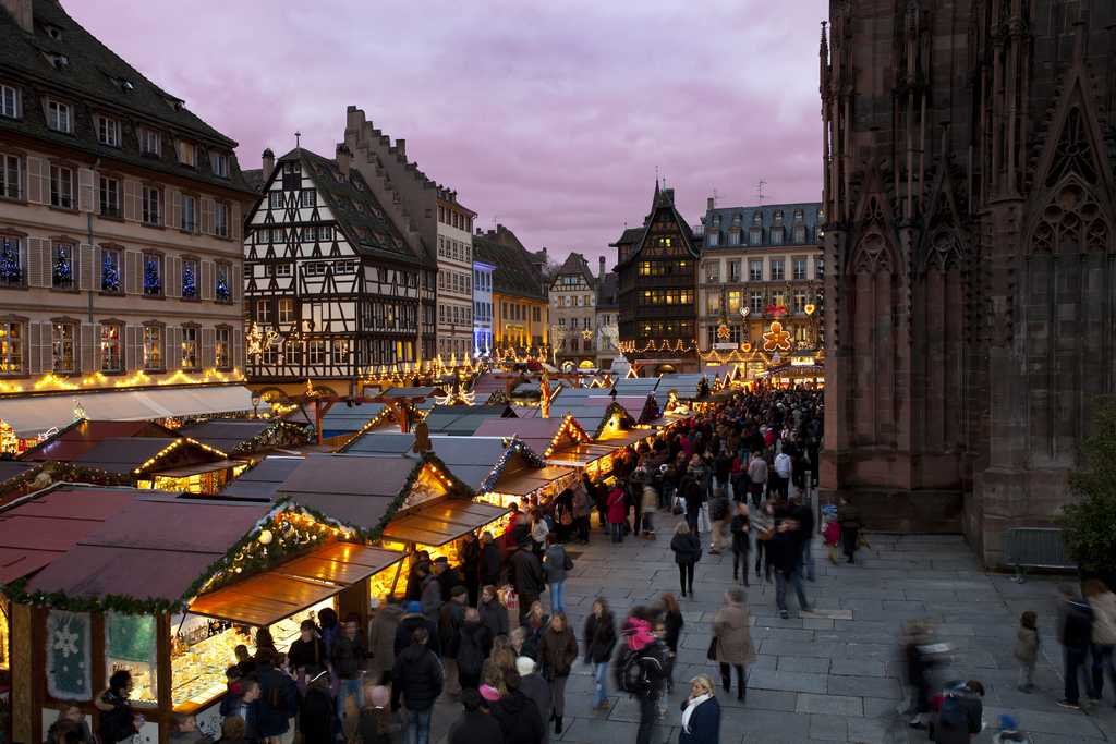 Holiday Destinations, Europe Christmas Markets, Strasbourg