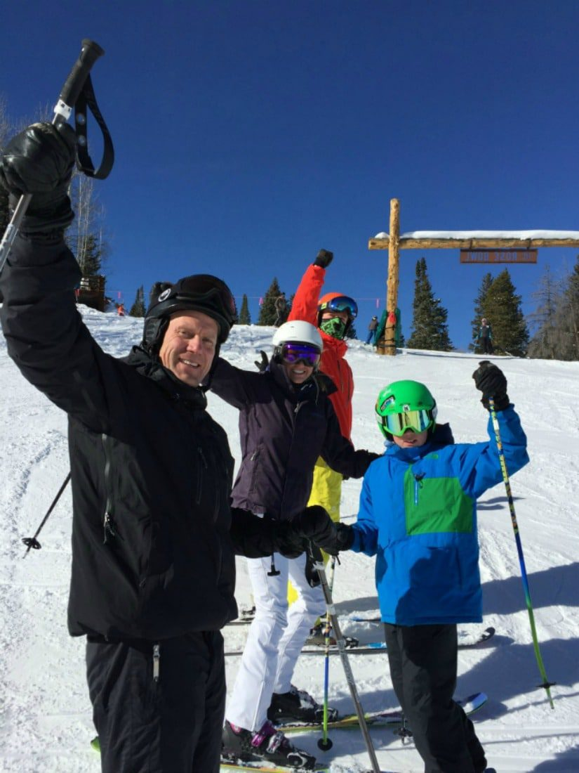 Family Ski Day at Beaver Creek