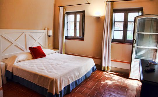 Spacious and comfortable rooms