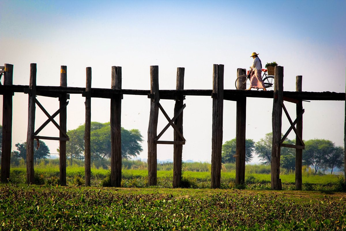 Myanmar Travel with Kids