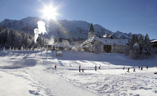 schloss-elmau-winter-activities