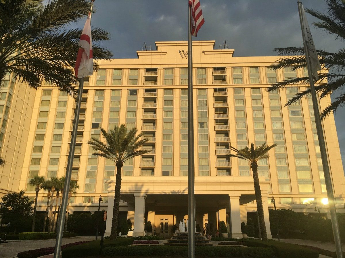 Best Hotels Near Disney World, Waldorf Astoria Orlando